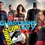 Comic-Con: ფილმები და სერიალები